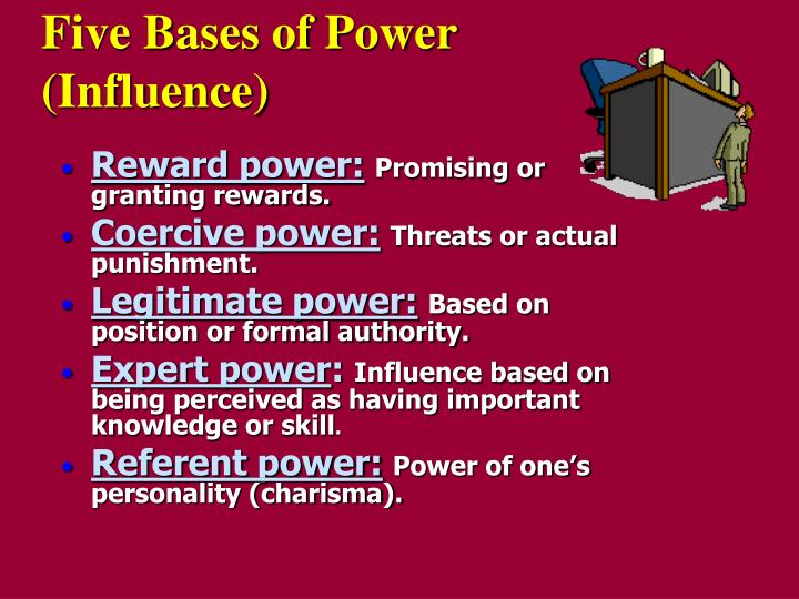 five bases of power essays