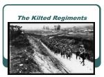 The Kilted Regiments