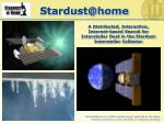 Stardust@home