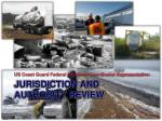 Jurisdiction and authority review