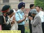 Air Chief Marshal – Arjan Singh