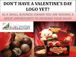 Valentine's Day Logo A Must For Every Small Business!