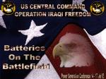 US CENTRAL COMMAND OPERATION IRAQI FREEDOM