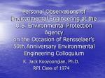 K. Jack Kooyoomjian, Ph.D. RPI Class of 1974