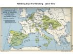 Habsburg Map /The Habsburg – Valois Wars