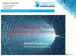 The Changing threat landscape of Cybercrime