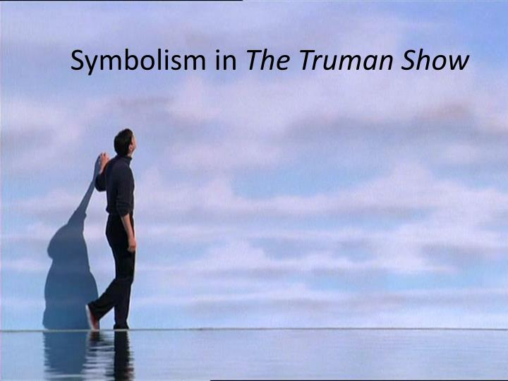 symbolism in the truman show n.