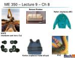 ME 350 – Lecture 9 – Ch 8