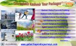 Kashmir Tour with Leh Ladakh Tour Packages Booking