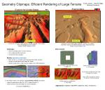 Geometry Clipmaps: Efficient Rendering of Large Terrains