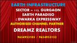EARTH PARADISO SEC 112 GURGAON