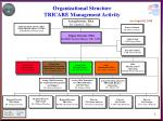 Organizational Structure TRICARE Management Activity