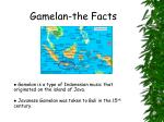 Gamelan-the Facts