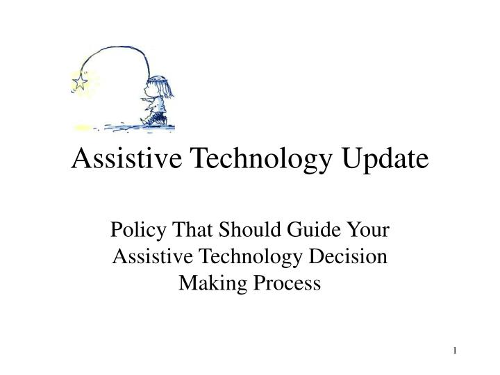 assistive technology update n.