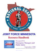 JOINT FORCE MINNESOTA