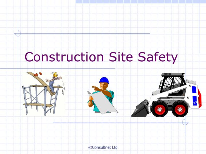 construction site safety n.