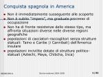 Conquista spagnola in America