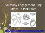 tips on how to choose engagement ring
