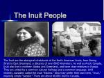 The Inuit People