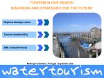TOURISM IN OUR REGION  DIAGNOSIS AND STRATEGIES FOR THE FUTURE