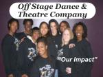 Off Stage Dance & Theatre Company