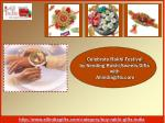 rakhi to india, rakhi gifts to india, rakhi india, buy rakhi