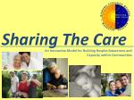 Sharing The Care