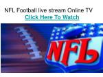 watch green bay packers vs cleveland browns nfl football liv