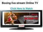 watch espn2 friday night live| demetrius andrade vs grady br
