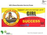 GES (Ghana Education Service) Poster