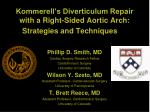 Kommerell's Diverticulum Repair with a Right-Sided Aortic Arch: Strategies and Techniques