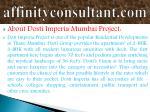 dosti group thane property/properties at mumbai dosti imperi