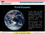 World Dynamics