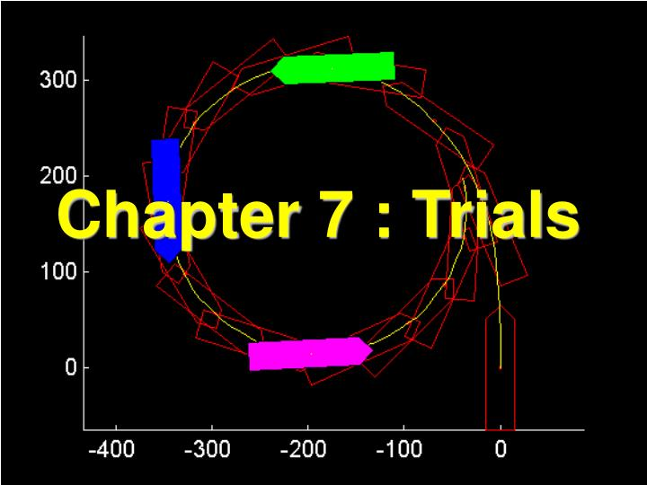 chapter 7 trials n.