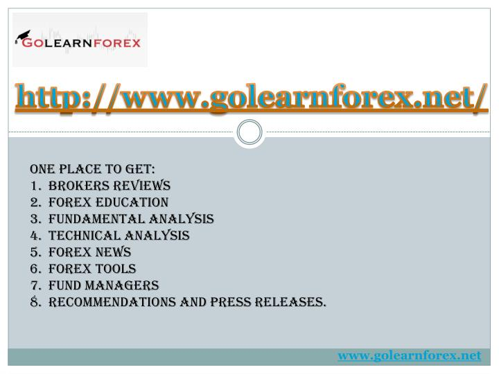 PPT - GoLearnForex is one-stop shop for all their Forex