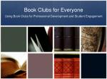 Book Clubs for Everyone