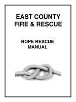 EAST COUNTY FIRE & RESCUE