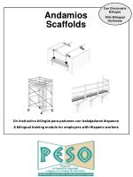 Andamios Scaffolds