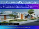 Unitech Projects in Gurgaon