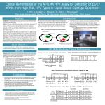 Clinical Performance of the APTIMA HPV Assay for Detection of E6/E7 mRNA from High-Risk HPV Types in Liquid Based Cytolo