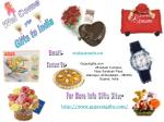 gifts to india, send gifts, online gift to india