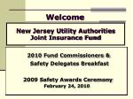 New Jersey Utility Authorities Joint Insurance Fund