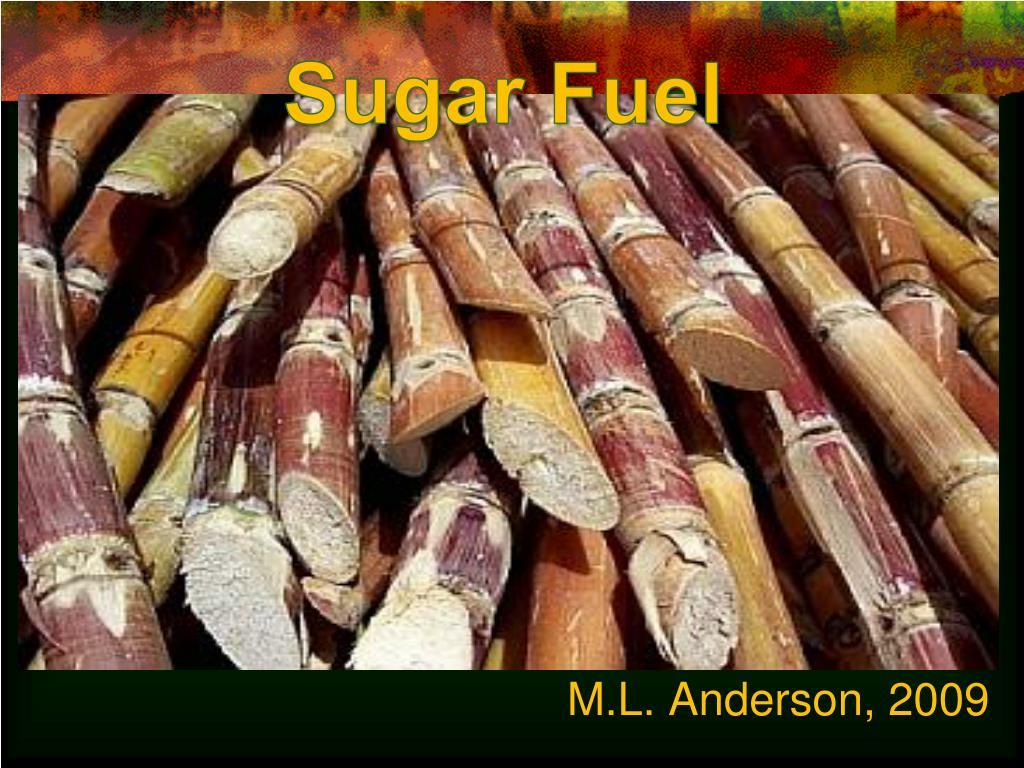 sugar fuel l.