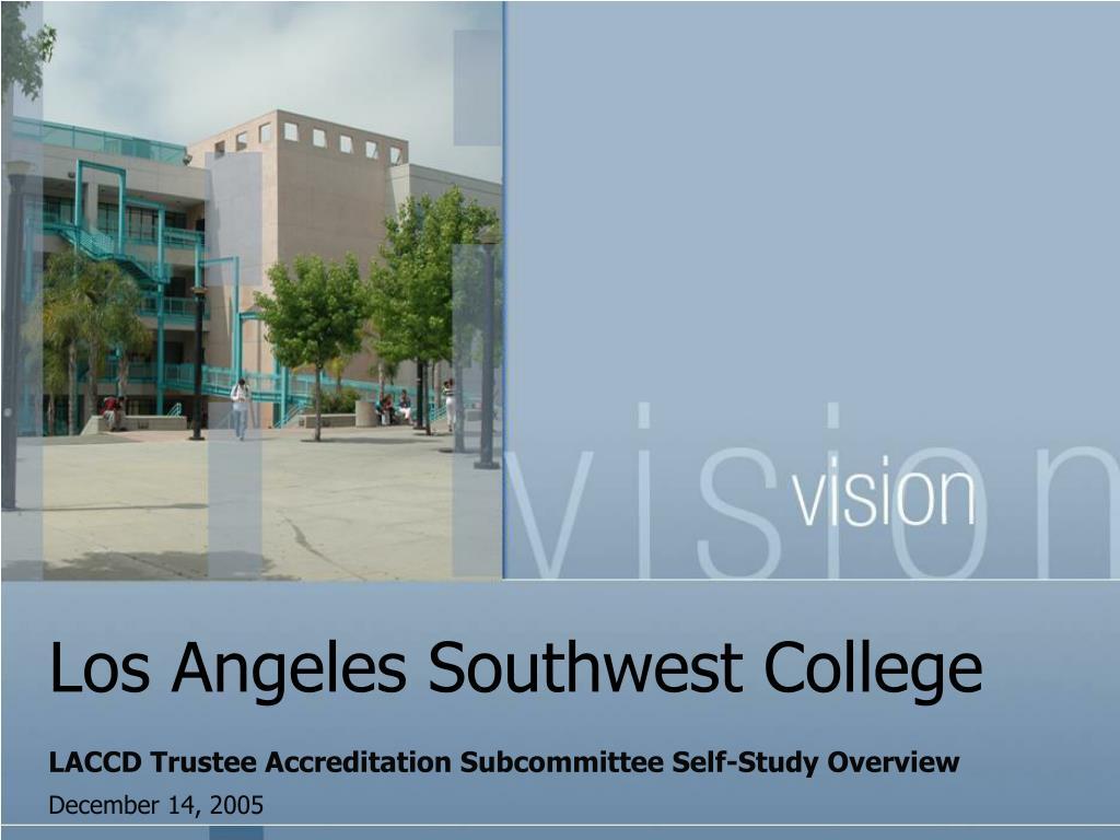 los angeles southwest college l.