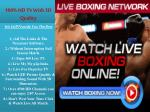 Joel vs Timothy Live Exclusive Boxing Odd HBO Pay Par View O