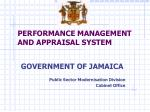 PERFORMANCE MANAGEMENT AND APPRAISAL SYSTEM