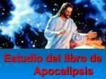Estudio del libro de Apocalipsis
