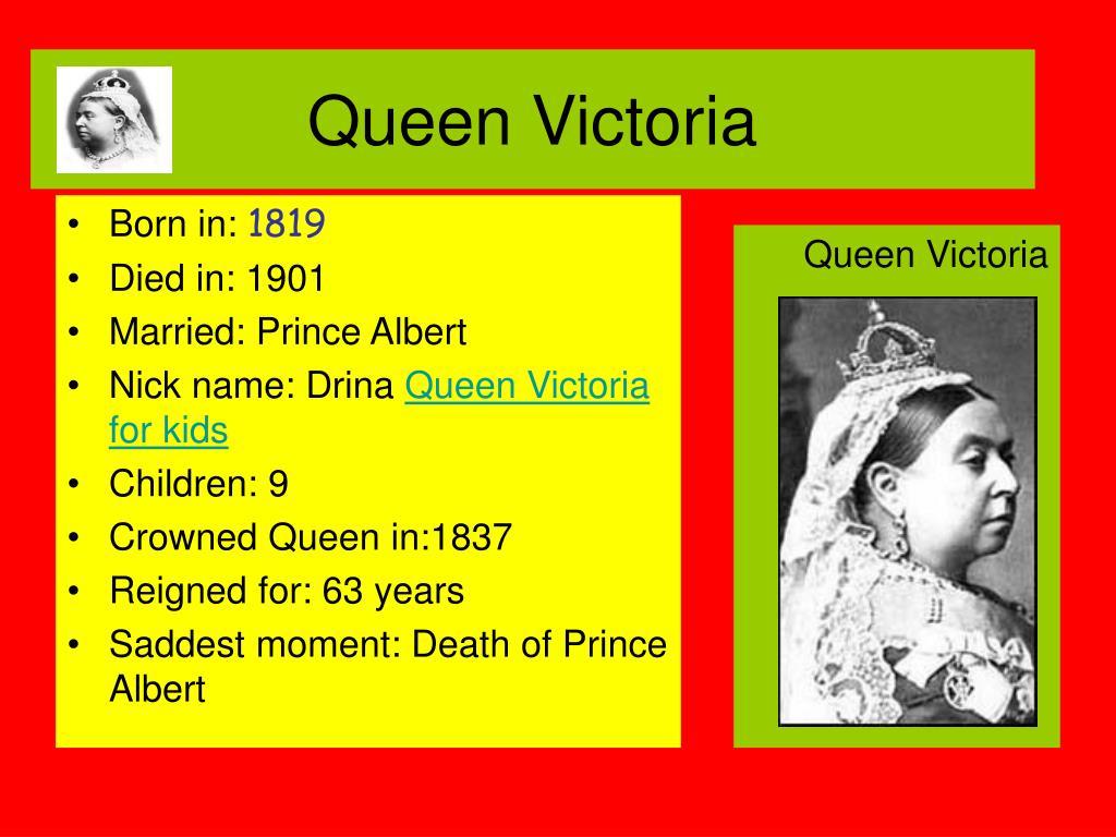 queen victoria l.