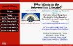 Who Wants to Be Information Literate?
