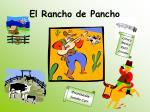 El Rancho de Pancho